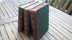 1500 Ft/kötet THE AMERICAN MONTHLY  kötetek 1904-ből és 1905-ből, jó állapotban