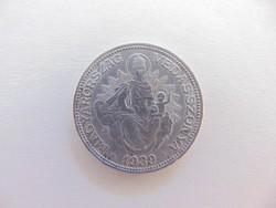 2 pengő 1939 Szép ezüst