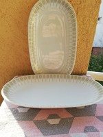 Krister német porcelán ovális kínálók 1952 - 1965