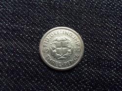Anglia VI. György .500 ezüst 3 Pence 1939  / id 12607/