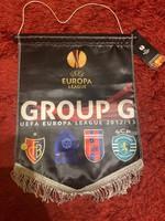 Videoton Európa Cupa zászlaja eladó!Ara:5000.-