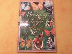 Bécsy László Magyarország legszebb pillangói, 1996