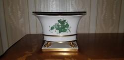 Herendi Apponyi mintás körmös váza