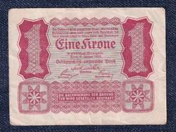 Ausztria 1 Korona 1922 / id 10733/