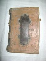 ANTIK, rézveretes egyházi könyv  1909