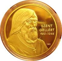 Szent Gellért 980-1046  Au-Br