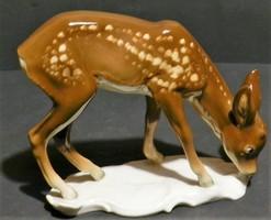 Metzler & Ortloff porcelán 'Bambi'