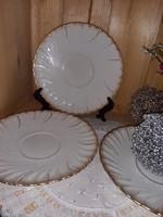 2 db Sarreguemines csésze alátét-16,5 cm-esek