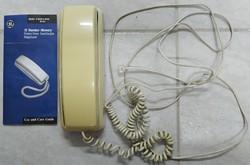 GE ( General Electric ) 2-2910 vezetékes telefon ( alkatrésznek, gyűjtőknek )