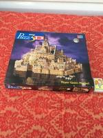 Retro MB Puzzle 3d - Puzz3d - Mont Saint - Michel - 220 darabos