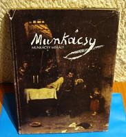 Végvári Lajos: Munkácsy - Nagy Magyar Mesterek sorozat - 1983