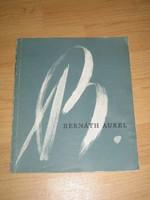 Bernáth Aurél gyűjteményes kiállítása /aláírt