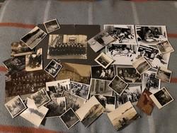 Régi fénykép csomag 1930--tól 1985-ig
