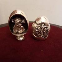 Antik görög ezüst tojások 925