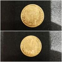 1911 arany 10 Frank
