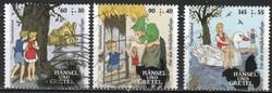 Bundes 1770 Mi 3056-3059      8,40 Euró