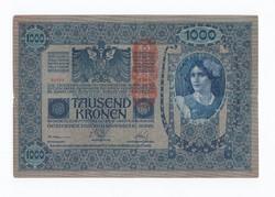 1000 Korona 1902 Ausztria