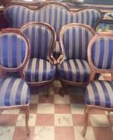 Neobarokk ülőgarnitúra