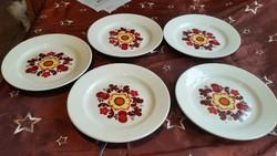 Antik tányér - GDR NDK - Keletnémet gyártmány