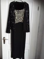 Extra elegáns molett márkás Joseph Ribkoff ruha, kiskabát 44 46 Igazi alkalmi darab negyedáron