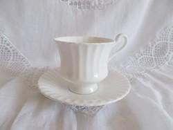 Paragon fehér porcelán csésze