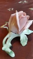 0C027 Régi ENS porcelán rózsa