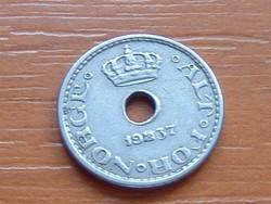 NORVÉGIA 10 ŐRE 1937