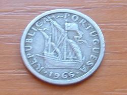 PORTUGÁLIA 2,5 ESCUDO 1965