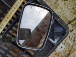 Valami jármű tükre, manapság kreatív dolgoknál használják, tükör rendben van!