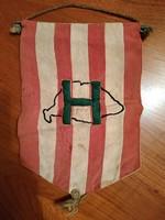 Règi eredeti hungarista nyilas ?zászló