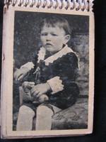 TISZTELETREMÉLTÓ KASZAP ISTVÁN magyar jezsuita novicius FOTÓ - FÜZET ALBUM 1936 20 KÉP