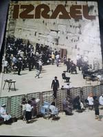 Izrael-fotô könyv-album.