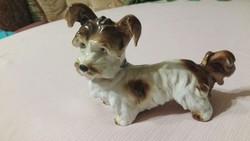Porcelán kutyus eladó