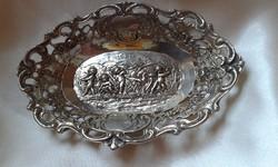 Markáns ezüst ötvösmunka Bécs