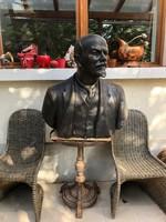 Lenin Apánk Büszt