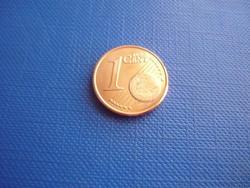 ÉSZTORSZÁG 1 EURO CENT 2011 ! UNC! RITKA!