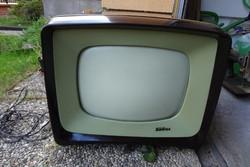Régi retro Kékes TV (TB 43) 1962-ből