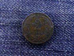 2 fillér 1898 / id 4980/