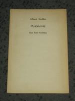 Albert Steffen: Pestalozzi /dedikált