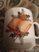 Karácsonyi régi szép csésze 2 dl