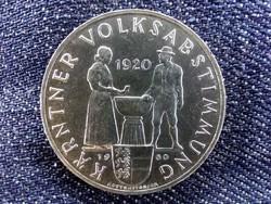 Osztrák ezüst 25 Schillig 1960, Karintiai népszavazás / id 9602/