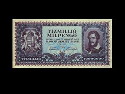 AUNC - TÍZMILLIÓ MILPENGŐ - 1946