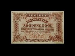HIBÁTLAN - 100 000 FORINTOS ADÓPENGŐ - 1946
