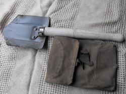 Gyalogsági ásó deszant változat katonai közelharc fegyver Néphadsereg 10