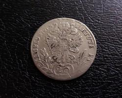 Ezüst 20 Krajcár 1767 A. IC-SK, II. Joseph.