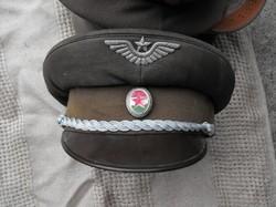 Tányérsapka repülős tiszthelyettesi Néphadsereg 35.
