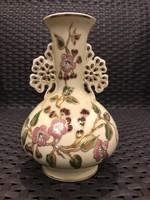 Gyönyörű  Zsolnay váza!