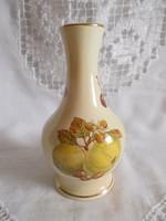 Palissy fajansz váza