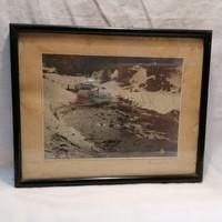 Békás-patak 1943 fotó keretezve