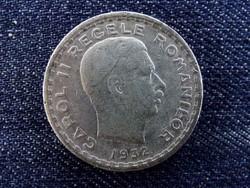Románia II. Károly (1930-1940) .500 ezüst 100 Lej 1932 / id 13842/